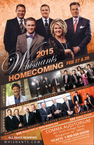 The Whisnats Homecoming 2015