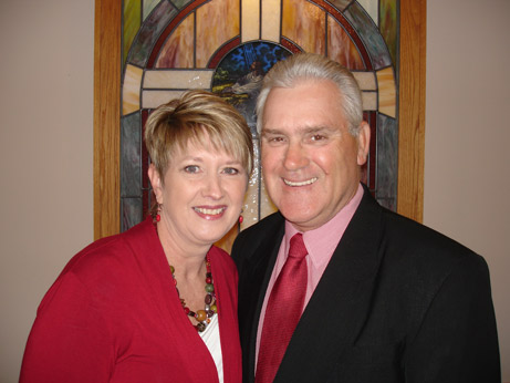 Pastor Albert and Betty Hill