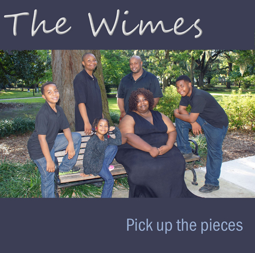 The Wimes Pick Up The Pieces CD
